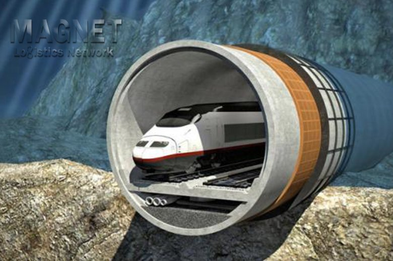 The Chinese quotient behind the financing of the world's longest undersea tunnel – To be uploaded